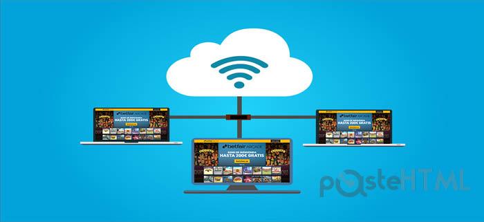 Hosting For Casino Websites Like Betfair Espana Online Paste